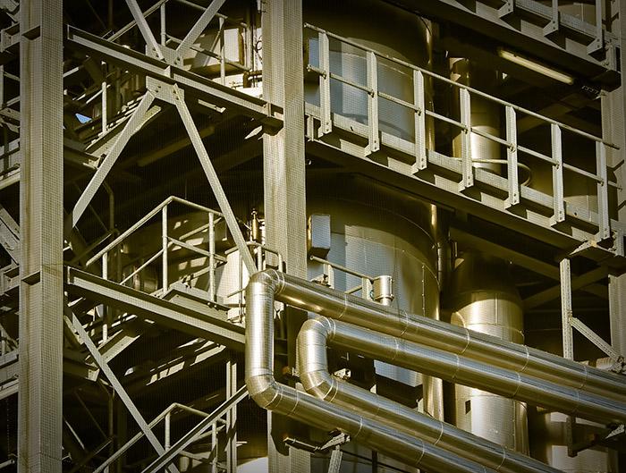 Hochdruckpolyethylen-Anlagen (LDPE)